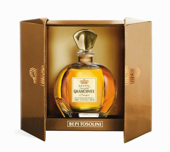 Grappa GranCuvée Decanter - Bepi Tosolini